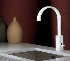 white kitchen faucets white faucet collection from newform