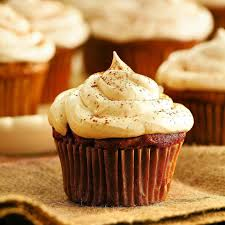 apple cupcakes with cinnamon marshmallow frosting recipe eatingwell