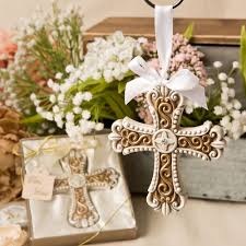 baptism ornament favors wedding favors wedding boubounieres boubonieres