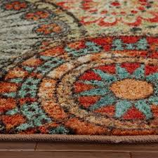 mohawk home area rugs mohawk area rugs best of mohawk strata caravan medallion rug