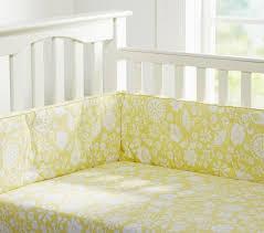 Yellow Crib Bedding Set Baby Bedding Set Pottery Barn