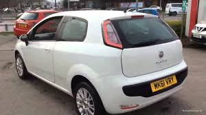 Fiat Punto Evo Mylife White 2011 Youtube