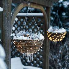 27 diy outdoor christmas decorations to light up your home