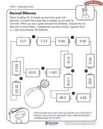 printable math puzzles 5th grade math pinterest maths