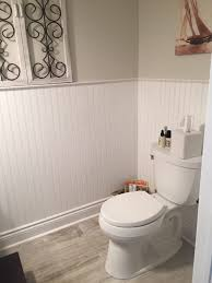 Wooden Stool For Bathroom Powder Room The Cottage At Oak Point