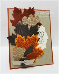 153 best leaf fall cards images on autumn cards
