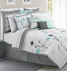 Teal And Grey Bedding Sets Grey And Teal Bedding Sets Teal And Grey Bedding Popideas