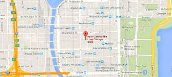 Chicago Loop Map by Review The Hyatt Centric Chicago At The Loop A Wonderful Redemption