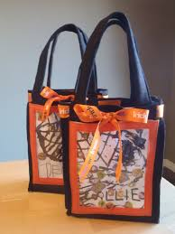 personalized halloween treat bags picture frame halloween treat bags my kid craft