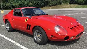ferrari replica 1962 ferrari 250 connors motorcar company