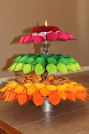How To Make A Balloon Chandelier Diy Paper Dahlia U2013 The Oversized Paper Version Of The Beloved
