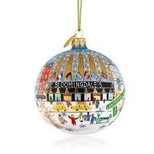 bloomingdales ornaments by michael storrings all things new york