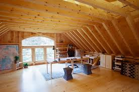 photo feature fairfield ct carriage barn interiors the barn this post beam barn interior is an inspiring space could you work here