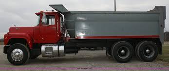 mack dump truck 1978 mack dump truck item a6591 sold december 29 constr