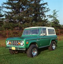 icon bronco the complete history of the ford bronco men u0027s journal
