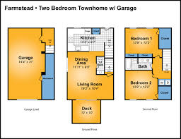 Rental House Plans Farmstead Lane Townhomes A Great Penn State And State College