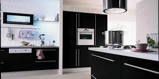 cuisine noir et jaune cuisine noir et blanc cuisine noir et jaune gris beige noyer