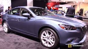 mazda new model 2016 2016 mazda 6 touring exterior and interior walkaround 2015