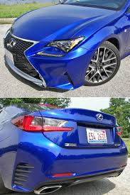 lexus is350 f sport for sale 2016 2016 lexus rc350 f sport concocted luxury sport cocoon quick