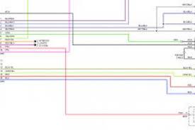 nissan x trail stereo wiring diagram wiring diagram