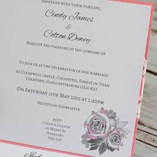 wedding invitations rose rose lace pocketfold wedding invitations bluebird wedding stationery