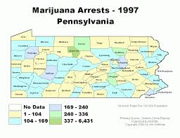 Pennsylvania On Map by Pennsylvania Laws U0026 Penalties Norml Org Working To Reform