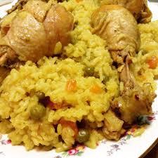 cuisine avec du riz riz épicé au poulet le de lacuisinelouisa