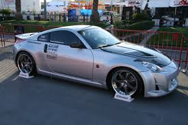 nissan 350z modified modified nissan 350z on volk wheels 4 madwhips