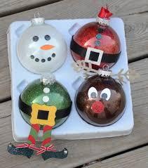 craft glass ornament ideas glass ornaments school