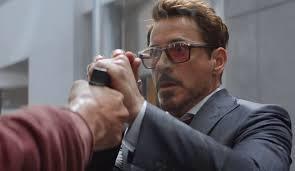 Tony Stark Bucky Shoots Tony Stark In The Face Imgur