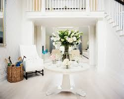 Entry Table Decor by What Is A Foyer