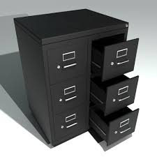 Stainless Steel File Cabinet by Max Filing Cabinets