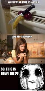 Mad Girlfriend Meme - i think that my girlfriend is mad about something by bilemasukka