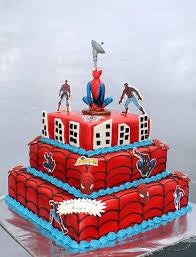 image result for spiderman cake spidey pinterest cake