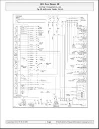 2004 ford taurus wiring diagram wiring diagram ideas of 2004 ford
