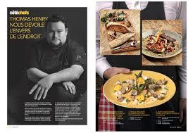 magazine de cuisine professionnel photographie culinaire magazine brake photographe professionnel