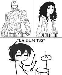 Ba Dum Tss Meme - ba dum tss by fuguiibo on deviantart