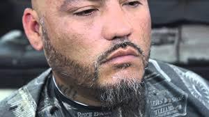 bigen dye beard line up skin fade haircut by will perez