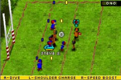 Download Backyard Football Backyard Football 2007 Gba Review