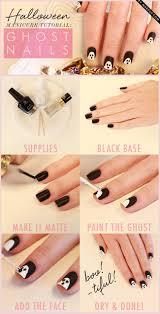 13 halloween nail art ideas tip junkie