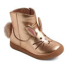 s boots target toddler primrose zip up bunny boots cat gold 10