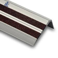 colorful heavy duty slip resistant metal stair tread covers from