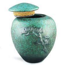 burial urns 5 medium sized funeral urn by meilinxu cremation urns for human