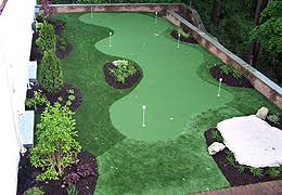 How To Make A Putting Green In Your Backyard Delightful Ideas How To Build A Putting Green Adorable Build Your