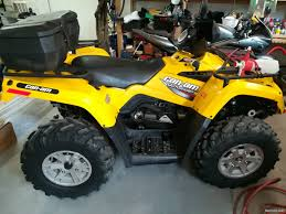 can am outlander 400 xt 400 cm 2008 vaasa all terrain vehicle