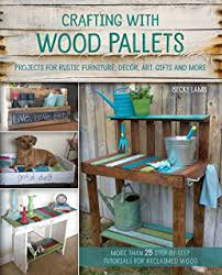 remodelaholic 9 cool wood projects november link party amazon com diy wood pallet projects 35 rustic modern upcycling