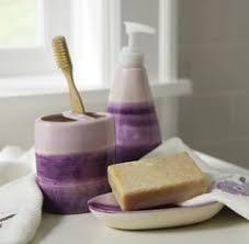 Purple Bathroom Accessories by 15 Elegant Purple Bathroom Accessories Purple Bathroom