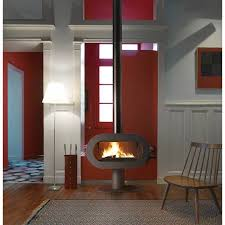 Pedestal Wood Burning Stoves Invicta Fifty Pedestal Funky 50 S Style Contemporary Stove Fire