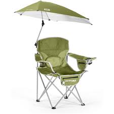 Sports Chair With Umbrella Sport Brella Dlx Chair 217869 Chairs At Sportsman U0027s Guide