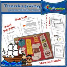 thanksgiving interactive bundle